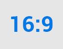 16:9 Heimkino Beamer
