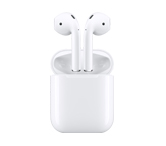 Apple AirPods mit Wireless Ladecase