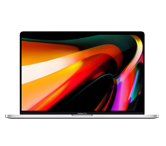 Apple Macbook Pro 16, i7 512 GB Silber