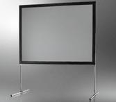 celexon Faltrahmen Leinwand Mobil Expert 406 x 305cm, Frontprojektion