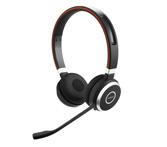 Jabra Evolve 65 UC Duo - Bluetooth, USB - Stereo-Headset für UC-Plattformen