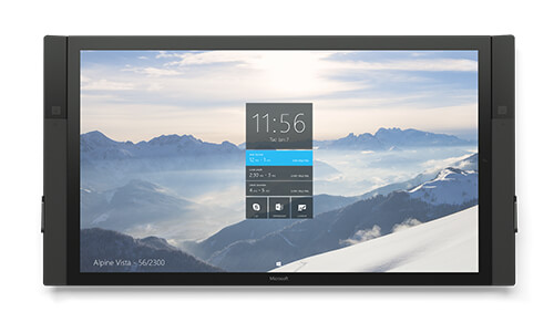 "84"" Microsoft Surface Hub"