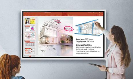 Samsung Flip 2 WM55R Anwendung