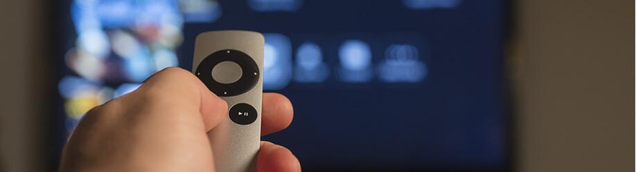 Wireless via Apple TV (AirPlay)