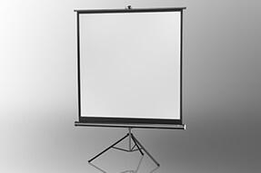 celexon Stativleinwand Economy 158 x 158 cm