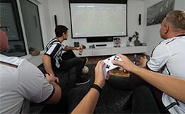 Gaming Beamer
