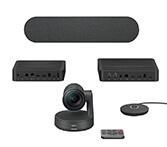 Logitech Rally Videokonferenz-system 4K