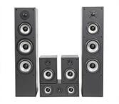 quadral Quintas 6500 II - Lautsprechersystem - 5.0