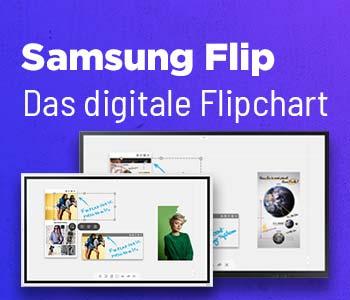 Samsung Flip   Das digitale Flipchart