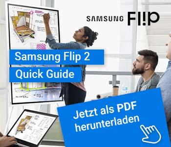 Samsung Flip 2 | Das Flipchart