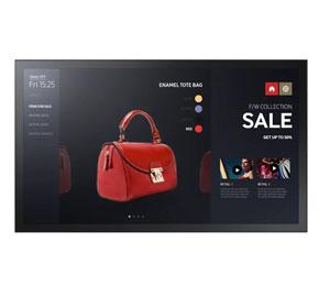 Samsung Smart Signage Display PM43F-BC