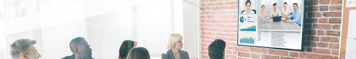 Die Sharp PN-Q Serie | Optimal für Signage & Meetingräume