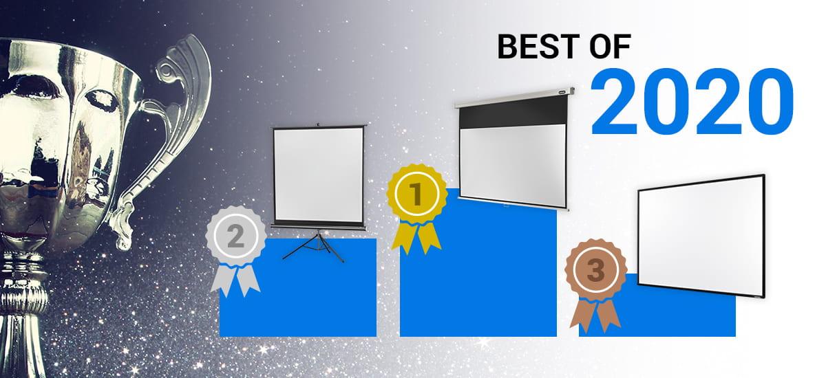 Die besten Beamer Leinwände 2020 - Top-Geräte im Expertenvergleich